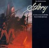 Glory soundtrack - obal