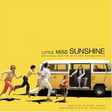 Mal� Miss Sunshine soundtrack - obal