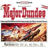 Major Dundee soundtrack - obal