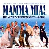 Mamma Mia! soundtrack - obal