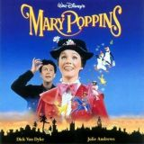 Mary Poppins soundtrack - obal