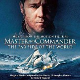 Master and Commander: Odvr�cen� strana sv�ta soundtrack - obal