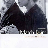Match Point - Hra osudu soundtrack - obal