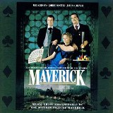 Maverick soundtrack - obal