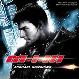 Mission: Impossible 3 soundtrack - obal