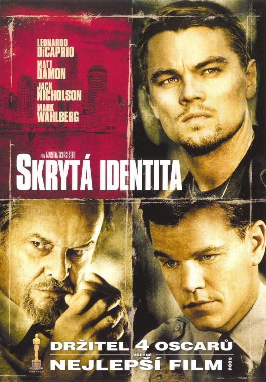 Re: Skrytá identita / The Departed (2006)