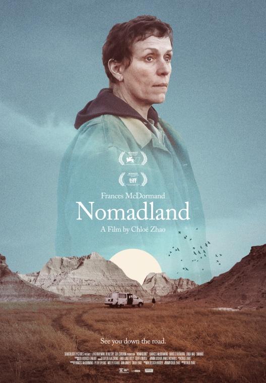 Země nomádů | OSCAR - vítěz